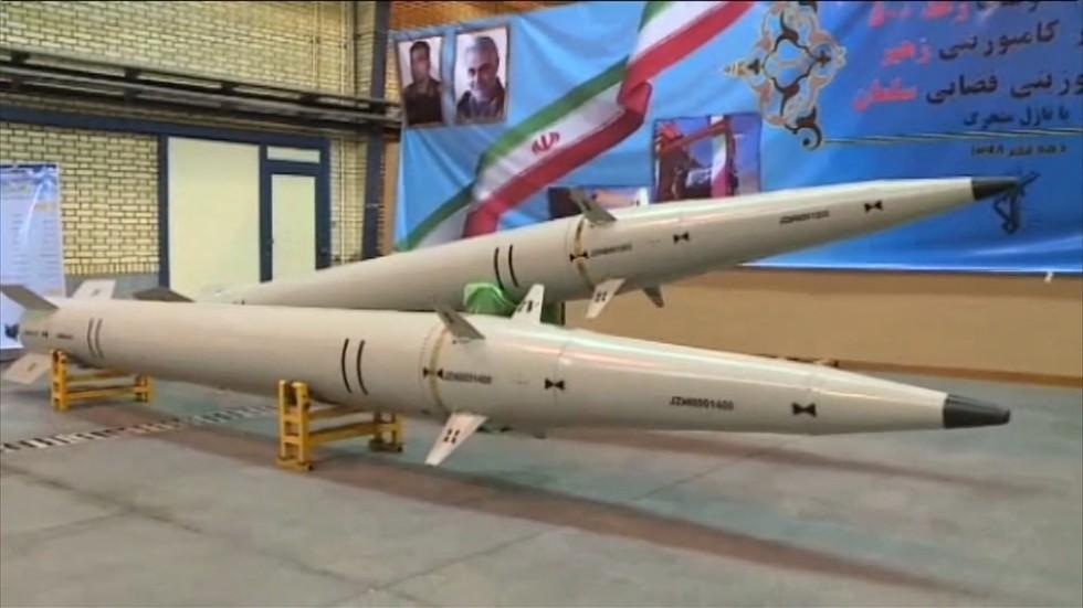 РТ: Иран представио нову балистичку са већим дометом
