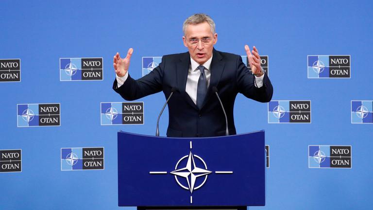 РТ: НАТО ће одржати хитан састанак о ескалацији ситуације у Идлибу на захтев Турске - Столтенберг