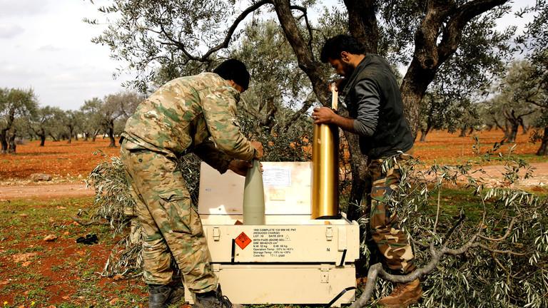 РТ: Терористи покушали да употребе хемијско оружје против сиријске војске, али су сами од њега страдали - Москва