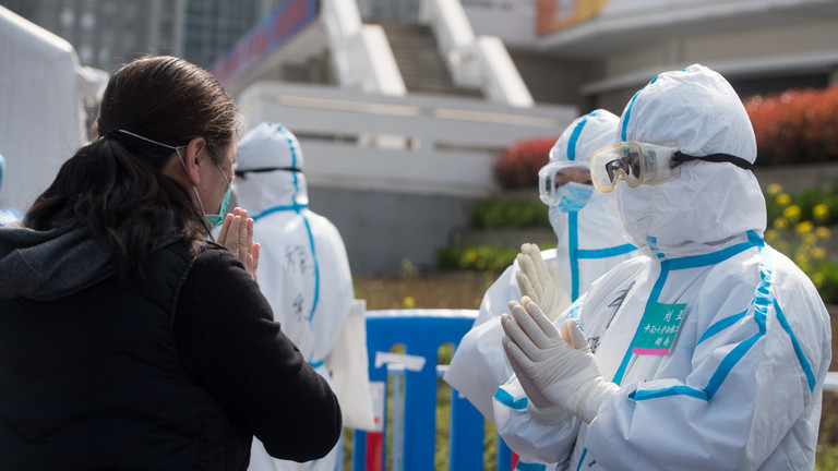 РТ: Врхунац епидемије коронавируса прошао - Пекинг