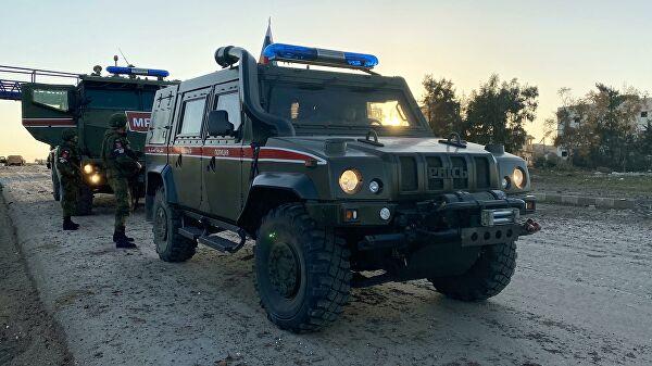 Провокације милитаната према руско-србској патроли у Идлибу