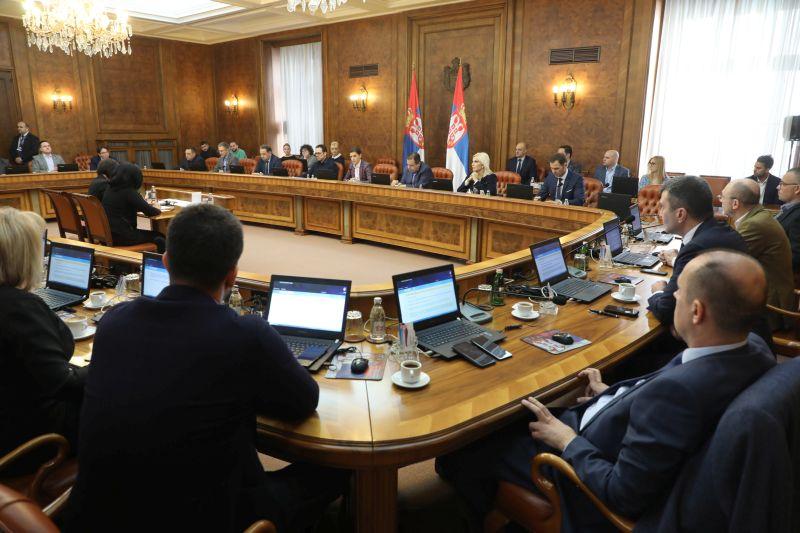 Nove mere Vlade Srbije u borbi protiv virusa
