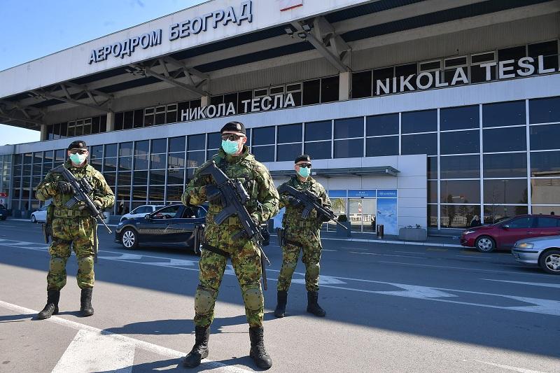 Vojska Srbije biće angažovana na lokacijama gde se proceni da ima povećanog kretanja ljudi
