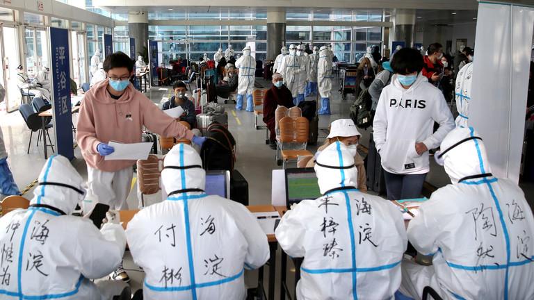 РТ: По први пут од појаве вируса Кина саопштила да нема нових локалних случајева