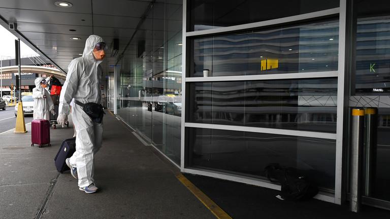 РТ: Аустралија и Нови Зеланд забрањују улазак у земљу нерезидентима због страха од коронавируса