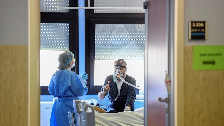 РТ: У Италији 627 смртних случајева у једном дану