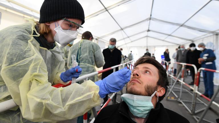 РТ: Број новозаражених у Немачкој порастао за 4 700 у једном дану уз 28 смртних случајева