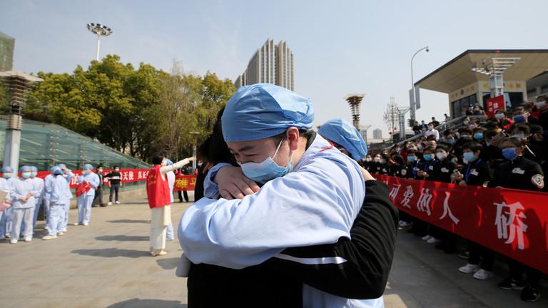 РТ: Кина укида карантин за провинцију Хубеи одакле је кренуо вирус