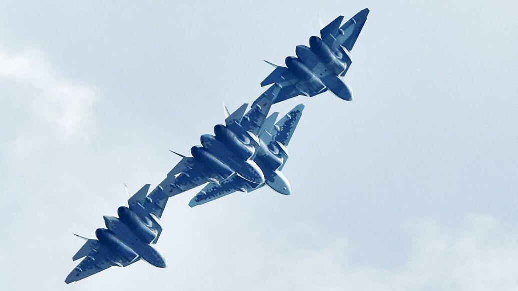 Тестирање авиона Су-57