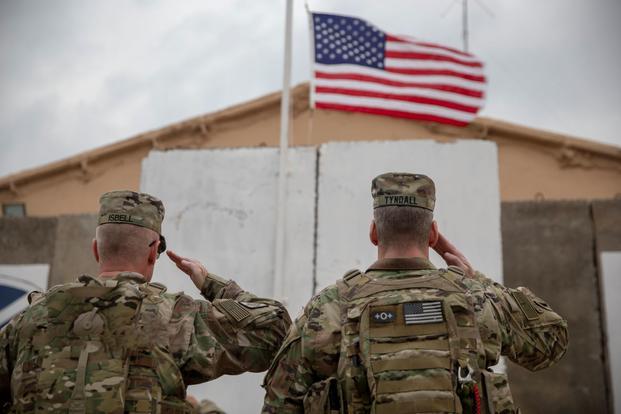 SAD obustavljaju kretanje svih snaga u inostranstvu
