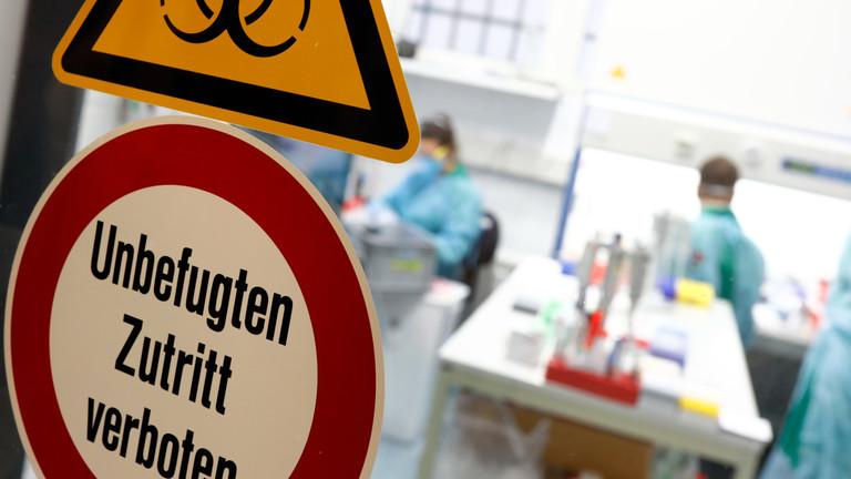 РТ: Број заражених у Немачкој у једном дану скочио за 5.700 са 55 смртних случајева