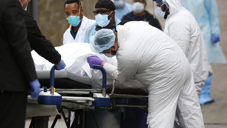 """РТ: """"Питање живота и смрти"""": Трампова радна група предвиђа до 240.000 смртних случајева од вируса чак и под строгим мерама"""