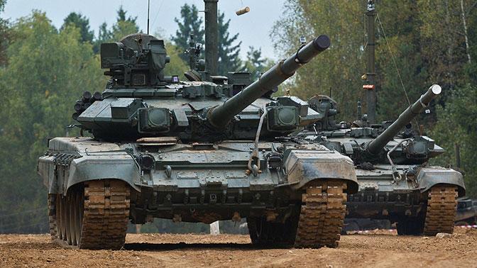 """Руска војска ове године добија модернизоване тенкове Т-90М """"Пробој"""""""