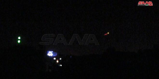 Сирија одбила израелски ракетни напад