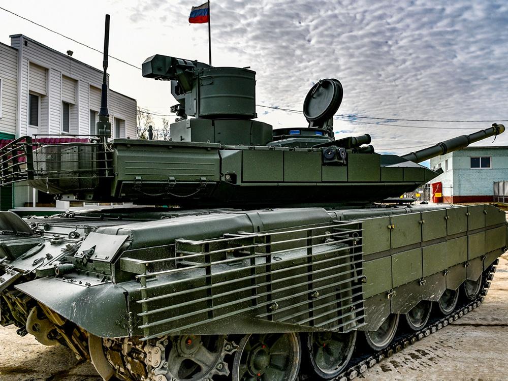 """Први модернизовани тенкови Т-90М """"Пробој"""" ушли у састав руске војске"""