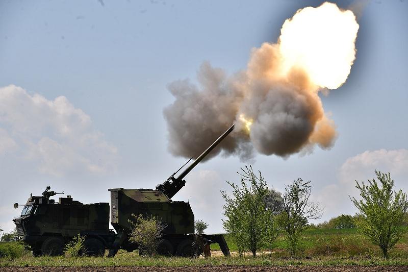 Први пут након 1991. године Војска Србије испалила пројектил чији је домет 40 километара