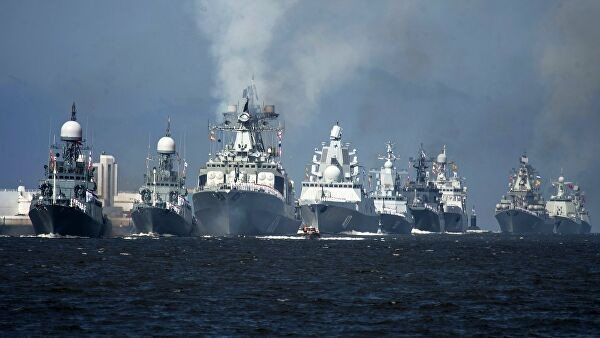 Руска морнарица у наредне три године добија од 60 ратних бродова и подморница