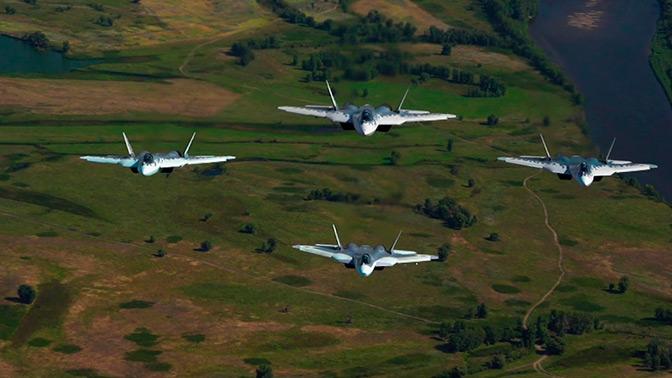 Испорука авиона Су-57 руској војсци планирана у две фазе