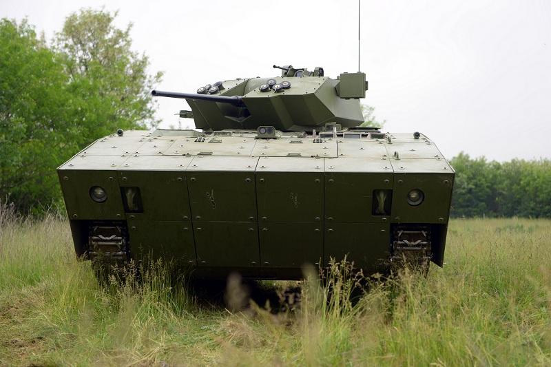Модернизација борбеног возила пешадије БВП М-80А