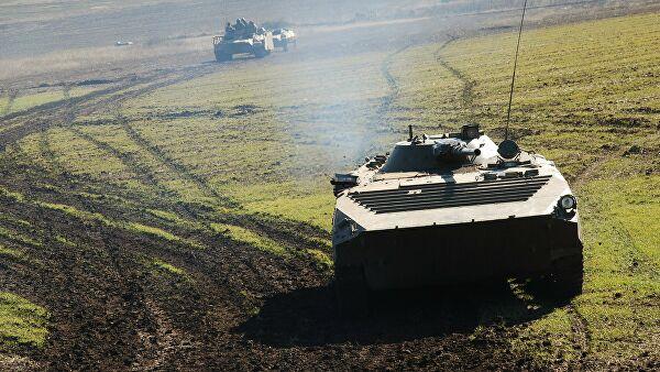 Војска Доњецке Народне Републике у пуној борбеној готовости