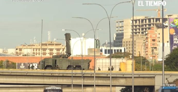 """Мадуро: Тестирамо руски систем """"Бук"""", апсолутно прецизан... моћне ракете"""