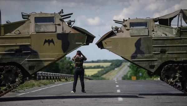 Доњецк: Неутралисана ватрена тачка украјинских снага безбедности