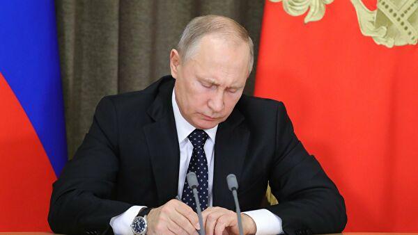 Путин одобрио основе државне политике у области нуклеарног одвраћања