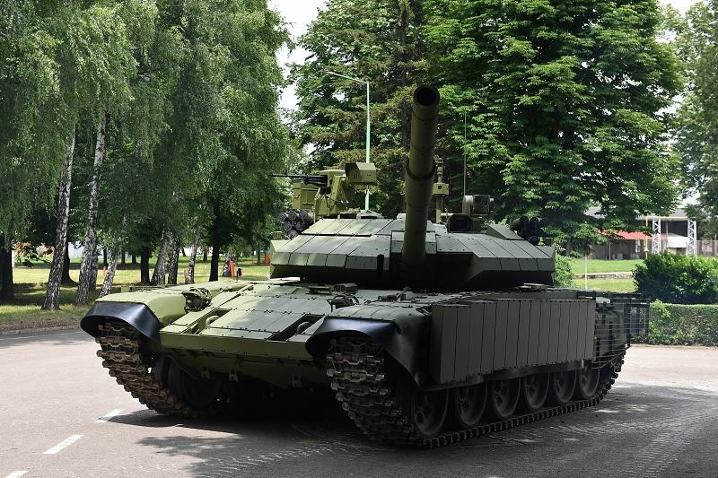 Представљен модернизовани тенк М-84 Војске Србије