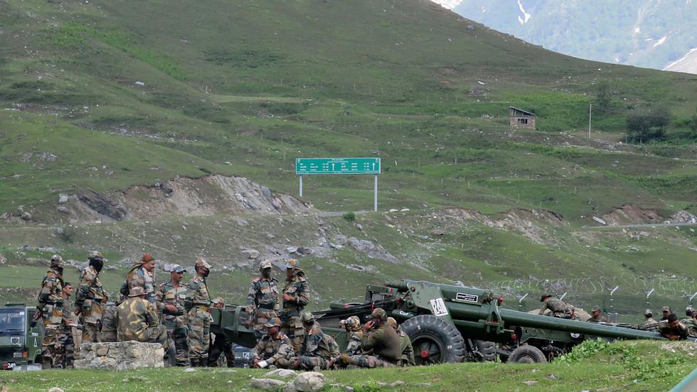 РТ: Двадесет индијских војника погинуло у сукобу с кинеским снагама у пограничном подручју - Њу Делхи