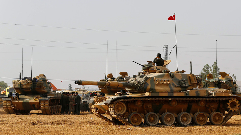 РТ: Турска покренула војну операцију против курдских снага на северу Ирака