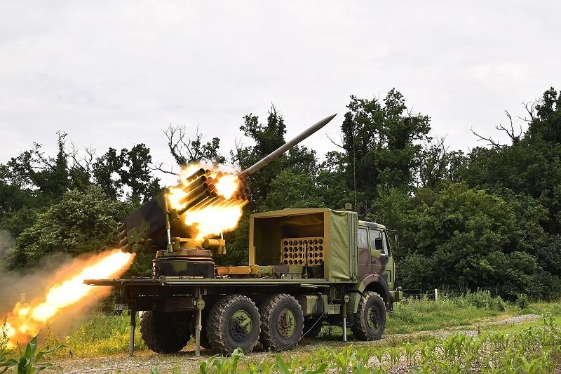 Modernizovana raketna artiljerija Vojske Srbije