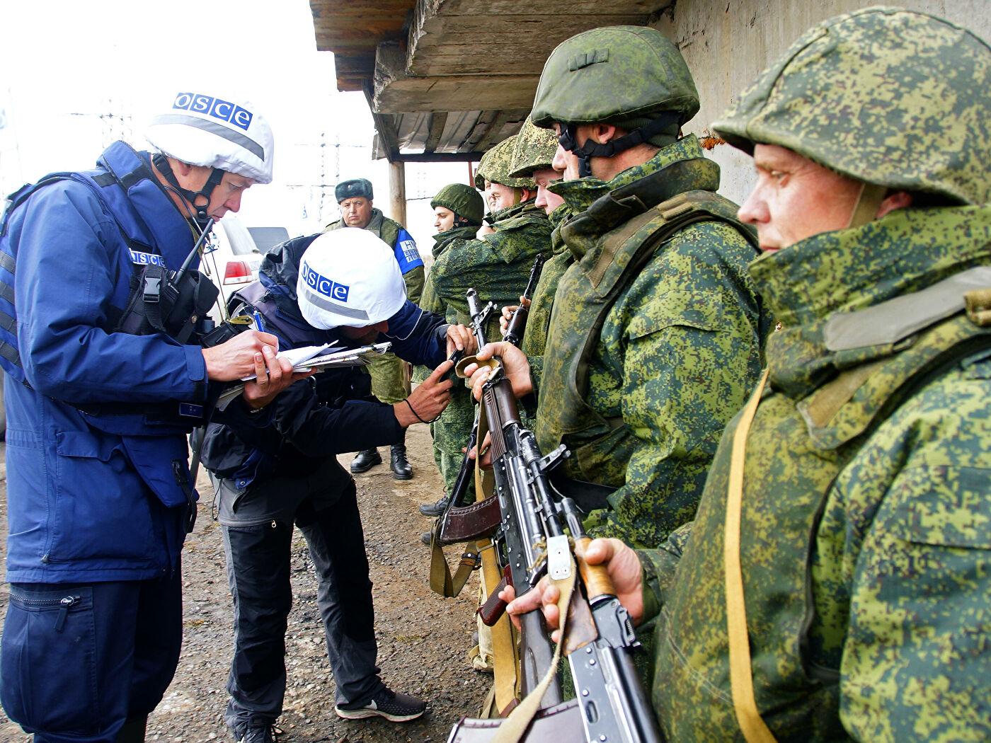 У Кијеву покренута нова иницијатива за Донбас о увођењу мировних снага ОЕБС-а