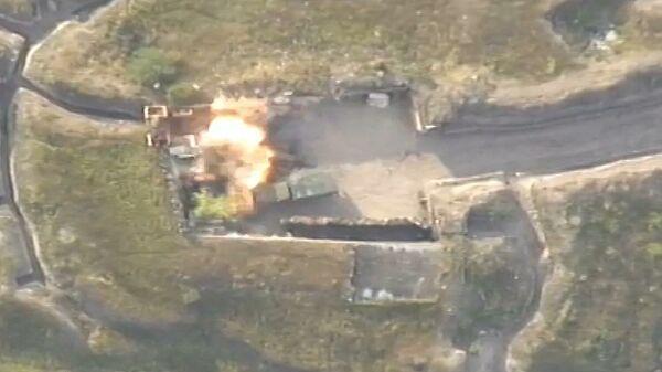 Азербејџанска војска напала јерменски пункт
