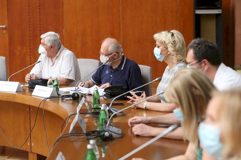 """""""Situacija u vezi sa širenjem koronavirusa u Srbiji izuzetno teška i kompleksna"""""""