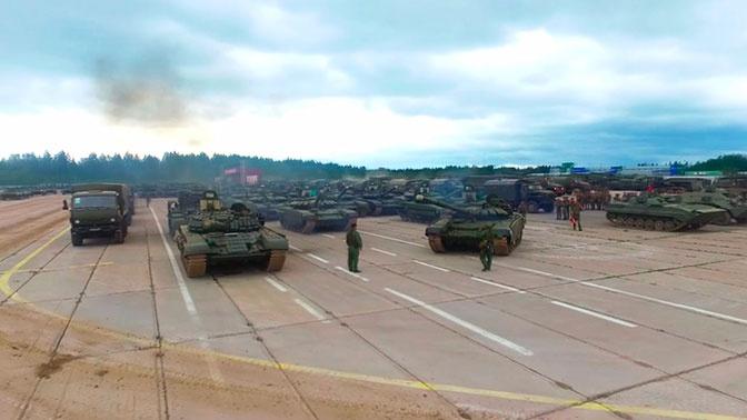 Десетине хиљада јединица техниkе, стотине авиона и бродова на ванредним маневрима Оружаних снага Русијe