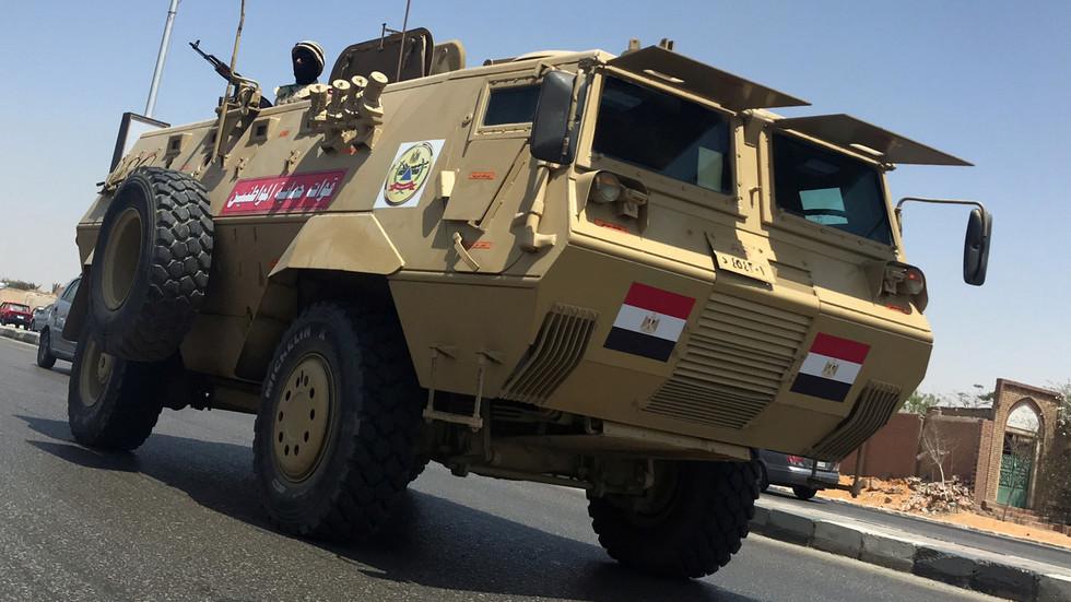 """РТ: Египатски парламент одобрио распоређивање снага у иностранству како би се обезбедио """"западни фронт"""" отварајући пут за интервенцију у Либији"""