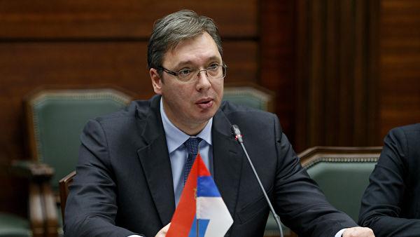 Вучић: Не искључујемо могућност Приштина добије оружје од Немачке