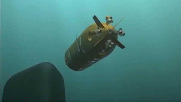 """У току тестирања прве нуклеарне подморнице која носи беспилотни подводни апарат """"Посејдон"""""""