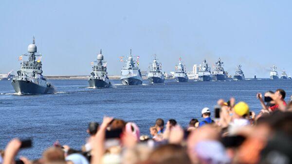 Руска флота ове године добија 14 нових бродов