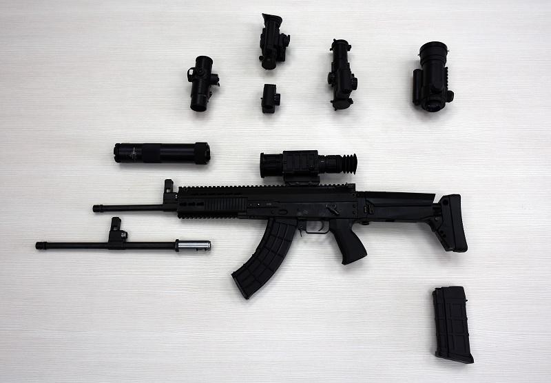 Нова модуларна пушка 6,5/7,62 мм у наоружању Војске Србије
