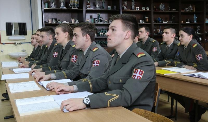 Војно школство успешно се прилагођава свим изазовима