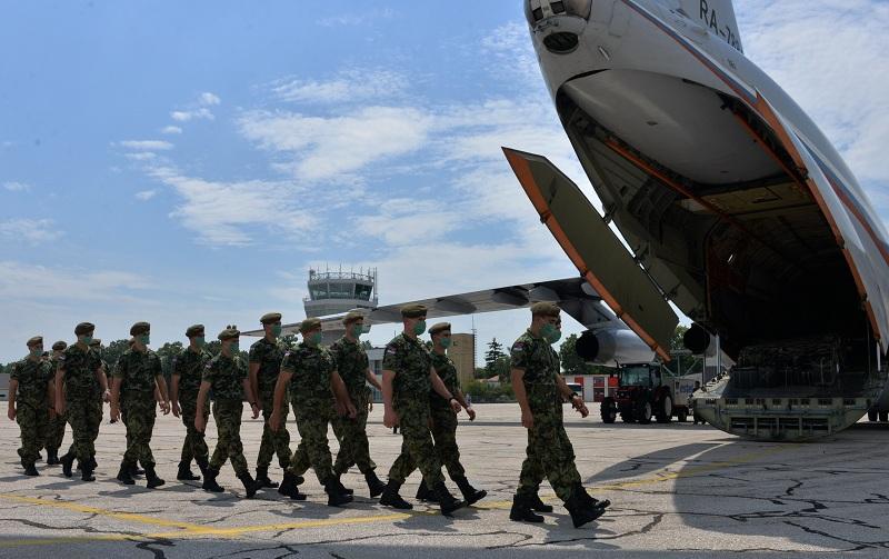 Тенкисти и војни возачи отпутовали на Међународне војне игре