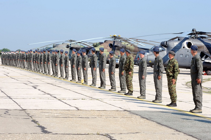 Ратно ваздухопловство и ПВО Војсе Србије снажније него икада