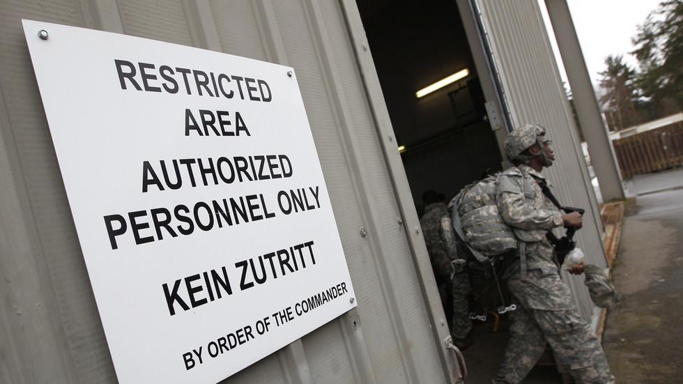 """РТ: Премештање америчких снага """"ближе руској граници"""" неопходно је да би се осигурала """"колективна безбедност"""", тврди Пентагон"""