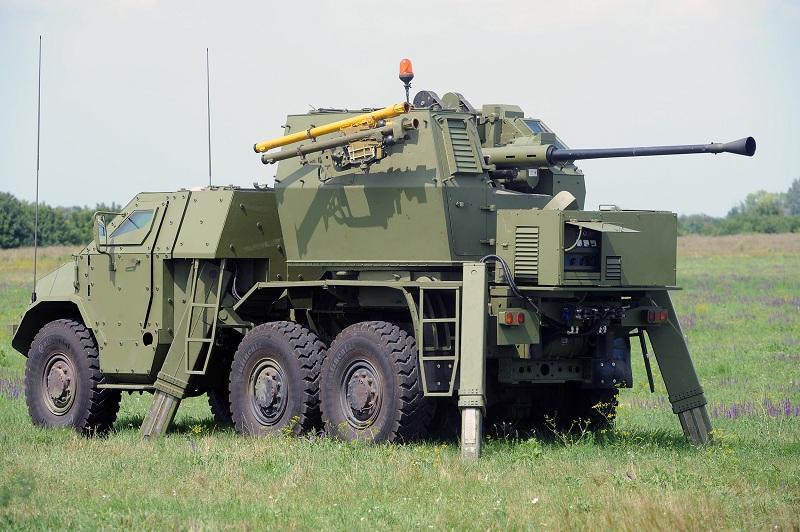 """Испитивање рада ПВО система """"ПАСАРС"""" са интегрисаним ракетама """"Игла"""" и модернизованим осматрачко аквизицијским радаром """"Жирафа"""