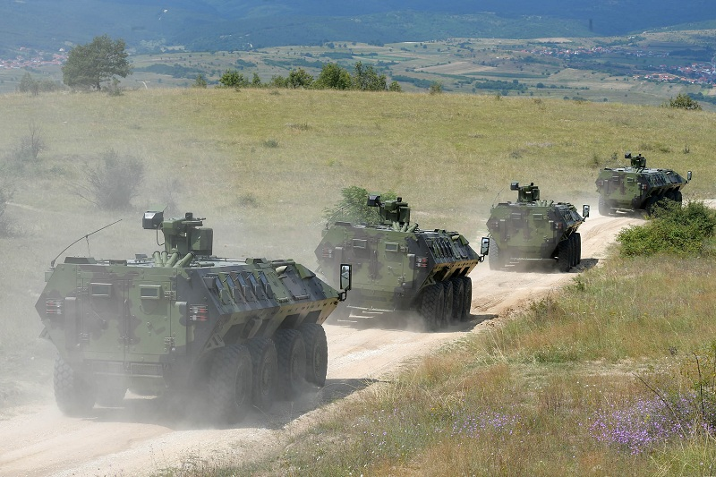 ЛАЗАР 3 – Велики искорак у заштити пешадијских јединица