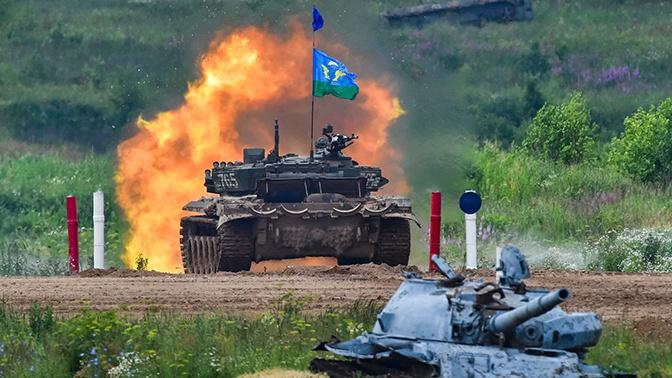 Тенковски биатлон: Србија, Белорусија, Азарбејџан и Кина
