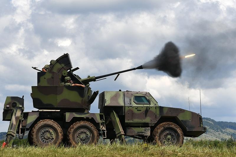 Модернизовани ПАСАРС значајно јача противваздухопловну одбрану