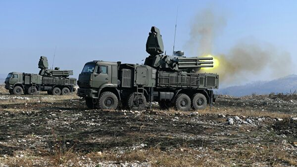 """Русија реализовала уговор са Србијом о испоруци батерије ПВО система """"Панцир С1"""""""