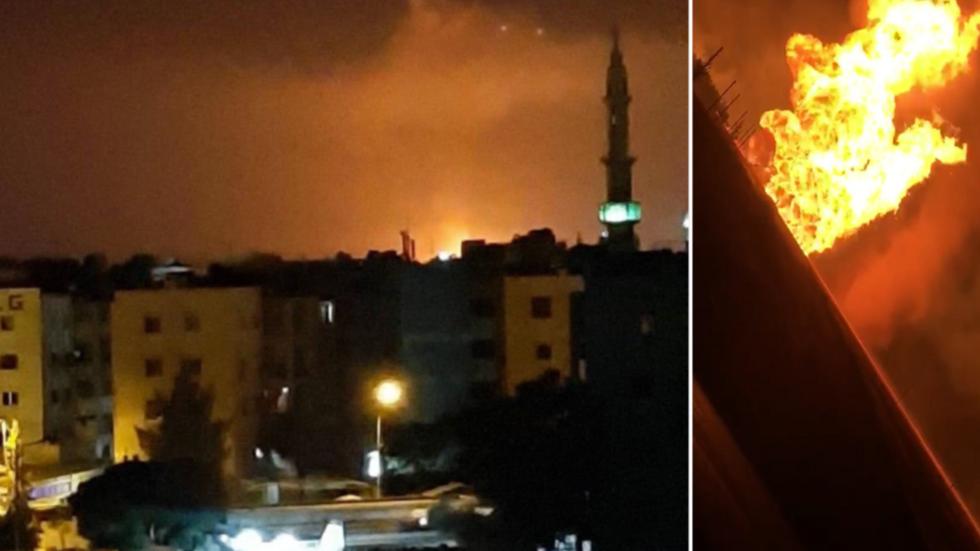 РТ: Експлозија гасовода довела до прекида снабдевањем широм Сирије, сумња се на терористички напад